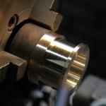 nieuw lager maken,  axiaal lager layer  voor ingieten witmetaal